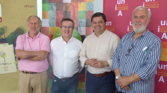 El mundo del vino, a debate en un Curso de Verano en la sede de la Rábida