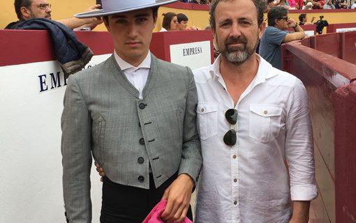 Diego Vázquez Sánchez, la encarnación de la nueva generación de toreros onubenses