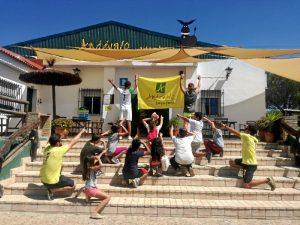 Un total de 12 menores han disfrutado de un campamento social.