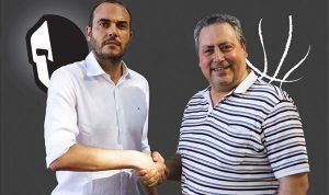 Krypteia Capital expande la 'Marca Decana' al baloncesto con el patrocinio al CDB Enrique Benítez.