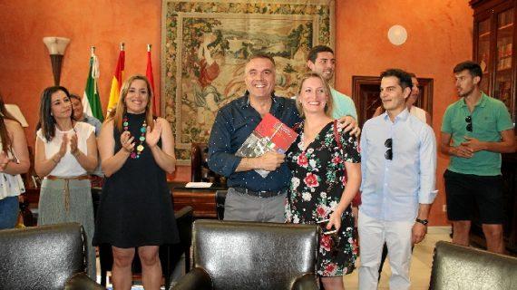 Jóvenes europeos abordan el tema de la migración a través del proyecto Erasmus MINE
