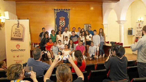 Moguer clausura el campamento urbano 'Brújula'