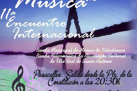Deporte, música y cultura se dan la mano en Villablanca este fin de semana