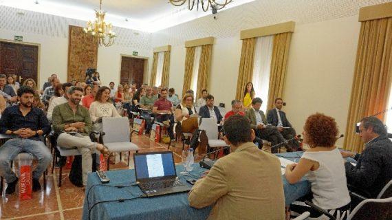 Diputación acoge el lanzamiento del proyecto Espoban, vía de contacto entre emprendedores e inversores privados
