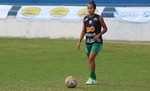 Mônica Bitencourt, magia brasileña para un competitivo Sporting Puerto de Huelva.