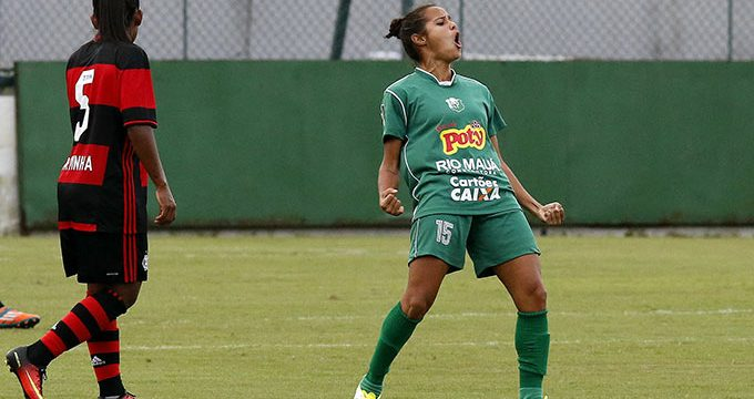 La brasileña Mônica Bitencourt, séptimo fichaje del Sporting Puerto de Huelva para la temporada 2018-19
