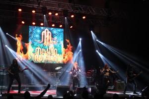 El Foro vibró con el rock andaluz.