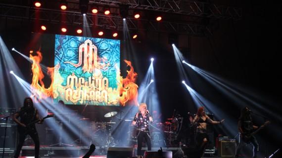 El Foro Iberoamericano de La Rábida se llena de Rock Andaluz en la inauguración de su programación de verano 2018