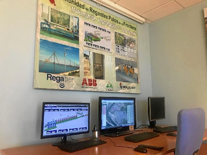 El telecontrol de riego, un aliado de la Comunidad de Regantes Palos de la Frontera en la gestión eficaz del agua