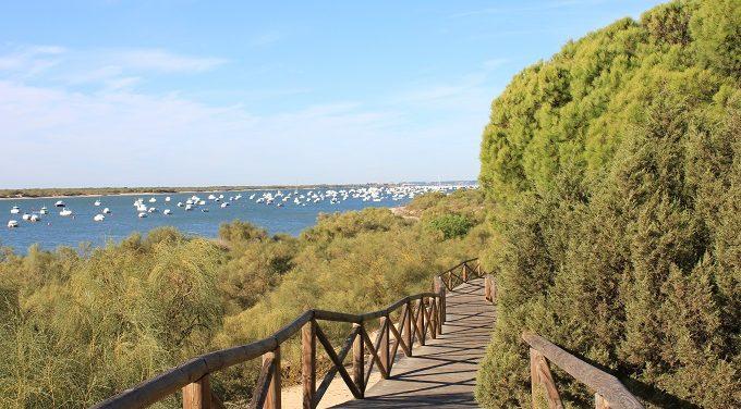 Huelva recibe un 7,6 por ciento más de turistas en el primer trimestre del año