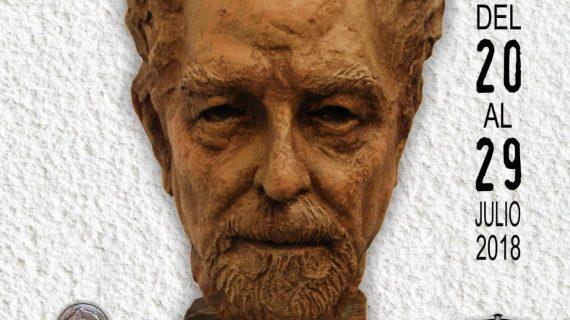 La Antilla acoge la exposición de esculturas de Alberto Germán Franco 'Retratos, personas'