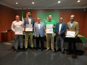 Conceden la distinción 'zona cardioasegurada' a cinco nuevas entidades en la provincia de Huelva.