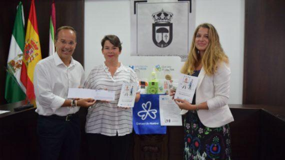 La campaña 'Que sea de Huelva' llega a Hinojos