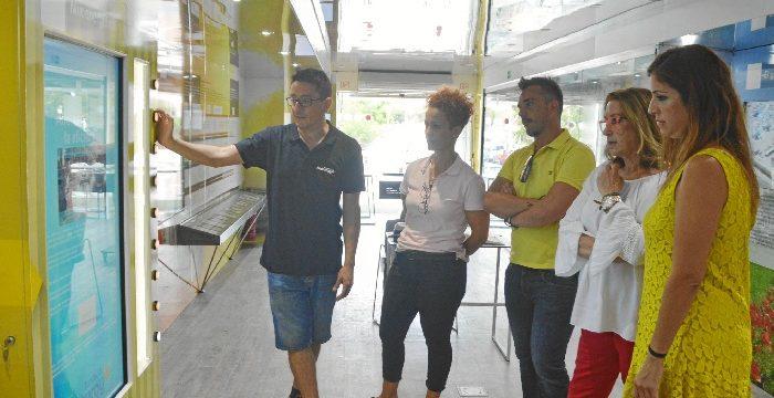 La exposición móvil 'Energytruck' llega a Punta Umbría