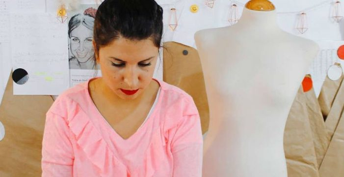La ayamontina Patricia Márquez recibe el Premio Nacional a la Moda y a la Excelencia Empresarial