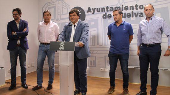 """Ayuntamiento y Consejo de Administración del Recre trabajarán """"en la estabilidad del club"""" tras dejar desierta su venta"""