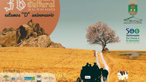 El Almendro se prepara para una intensa y cargada Semana Cultural