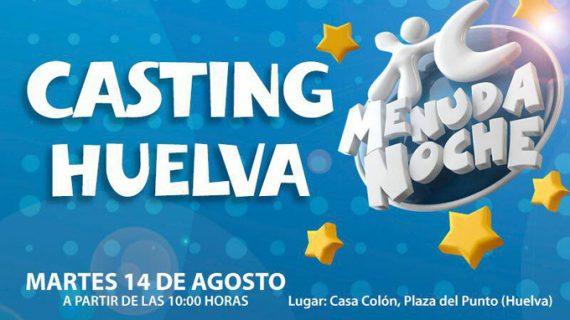 Buscan niños para el programa de Canal Sur 'Menuda Noche' en Huelva