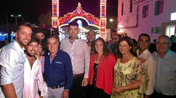 Valverde del Camino sigue con la celebración de su multitudinaria feria