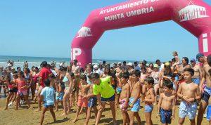 Finalizó con éxito en Punta Umbría el Circuito de Carreras Playeras.