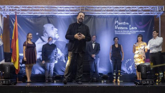 Huelva congrega la I Cumbre Mundial de Directores de Orquesta hasta el 11 de agosto