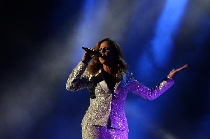 La gran noche de Pastora Soler en La Rábida