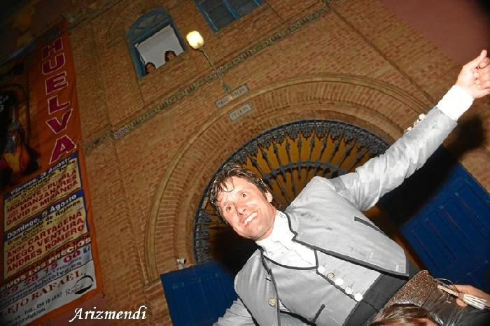 Andrés Romero abre la puerta grande de La Merced en la última jornada de Colombinas