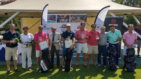 Andrés Romero y Jorge Gallardo se apuntan el Pro-Shop, último torneo de golf de la temporada en Islantilla