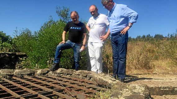 El proyecto de La Ruta de los Molinos del Agua de Beas despierta la atención de las instituciones