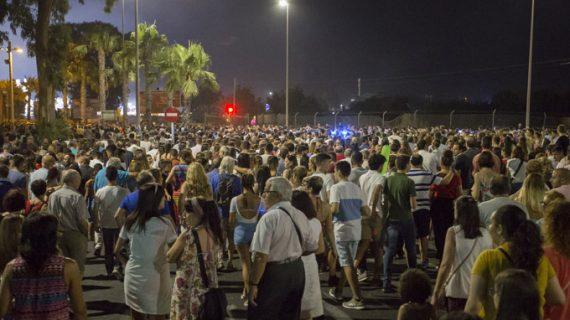 Gran afluencia de público, buen ambiente y ausencia de incidentes en Las Colombinas 2018