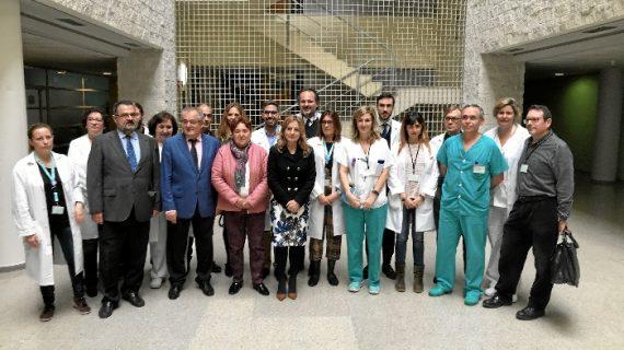 Avances en el Hospital Materno Infantil de Huelva
