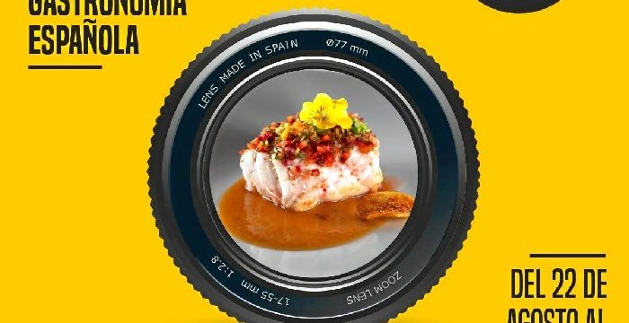El Instituto Superior de Gastronomía (ISG) muestra en Huelva una exposición fotográfica de alta gastronomía española