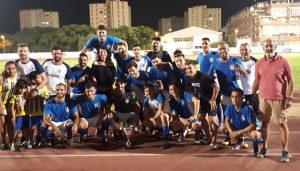 El Isla Cristina confía en repetir todo lo bueno que realizó en la temporada pasada. / Foto: @islacristinafc.
