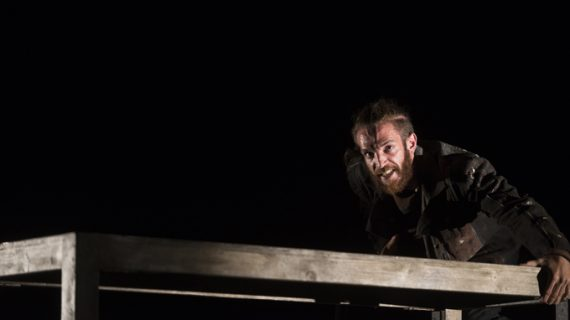 Niebla se rinde ante la tragedia shakesperiana del 'Rey Lear'