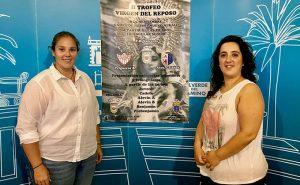 Un momento de la presentación del II Trofeo 'Virgen del Reposo', que se disputará en Valverde del Camino el próximo 8 de septiembre.