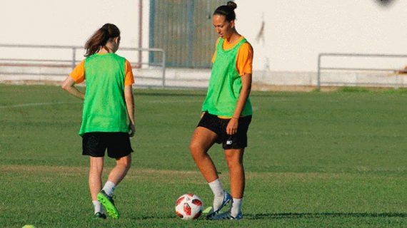 El Sporting Puerto de Huelva cierra la pretemporada ante el equipo cadete del Cartaya