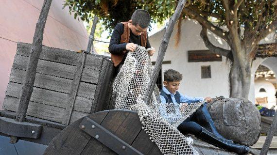 El Muelle de las Carabelas mantiene un gran número de actividades culturales hasta final de agosto
