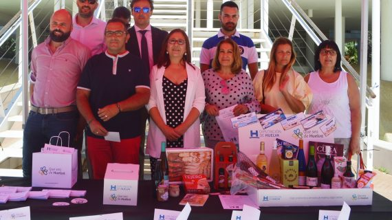 La campaña 'Que sea de Huelva' llega a Punta Umbría