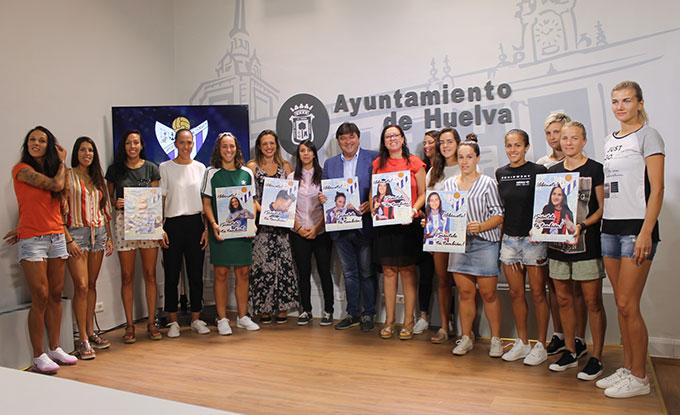 El Sporting quiere que Huelva sienta los valores de su equipo con su nueva campaña de abonados
