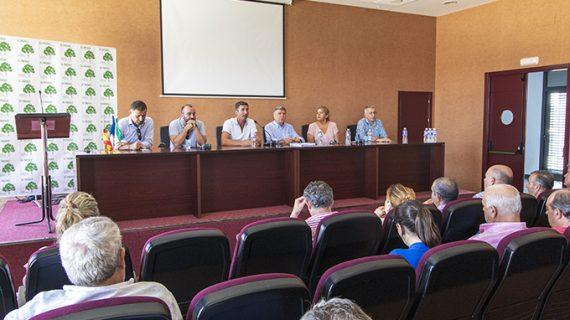 La Plataforma pospone sus movilizaciones a la espera de 'soluciones definitivas' a los regadíos por parte del Ministerio