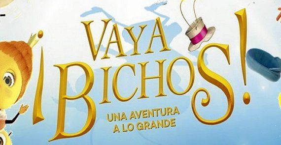 La película infantil '¡Vaya Bichos!' llega a  Artesiete Holea cinco días antes de su estreno en España
