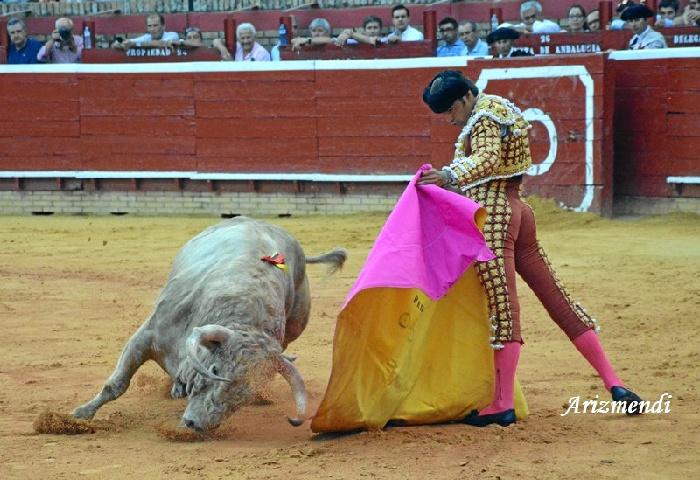 """Miguel Ángel Perera, """"Triunfador de la Feria"""" de los XXV Trofeos Taurinos 'El Cabezo'"""