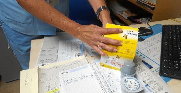Los hospitales onubenses implantan con éxito un nuevo sistema flash de control de la diabetes