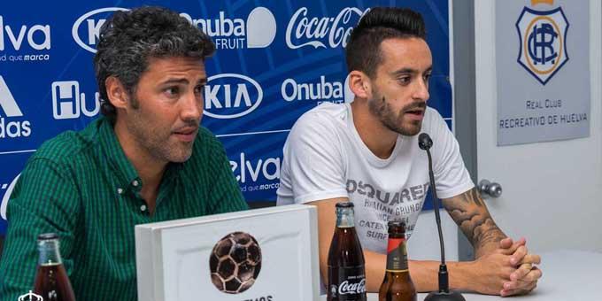 El Recreativo presenta al polivalente Iago Díaz