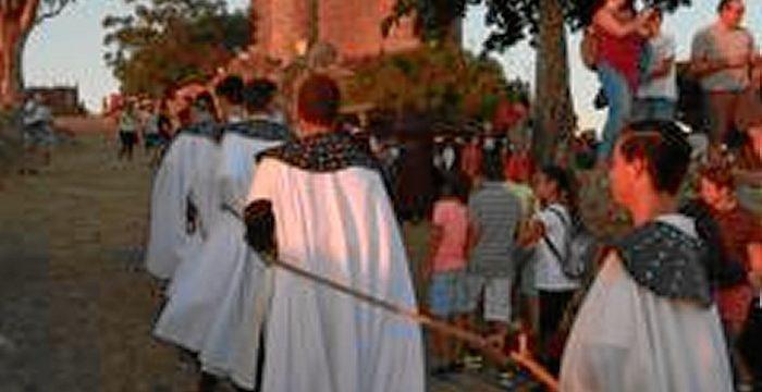 Cortegana regresa al Medievo con sus tradicionales jornadas