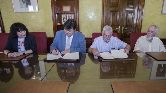 Digitalizados los documentos de la Guerra Civil del Archivo Municipal de Huelva