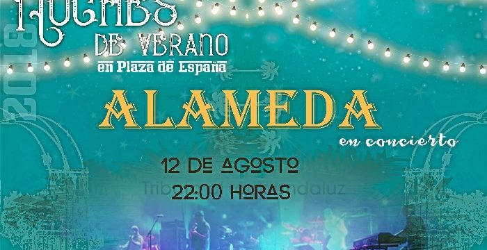 El sonido de Alameda llega a las `Noches de Verano´ de Bonares