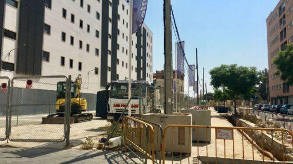 Huelva tramita licencias para la construcción de 325 viviendas, doblando la cifra del pasado año