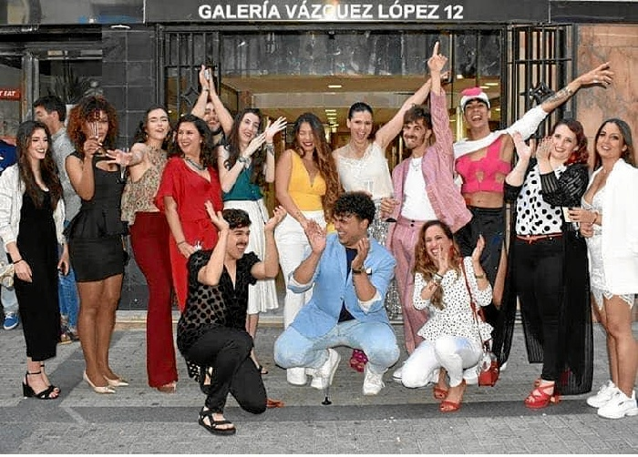 patronista flamenca edm