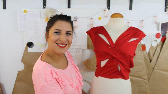 La diseñadora ayamontina Patricia Márquez galardonada con los Premios Nacionales de la Moda y a la Excelencia Empresarial 2018